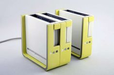 The Modular Toaster Comes with Additional Attachments for All Members #kitchen trendhunter.com