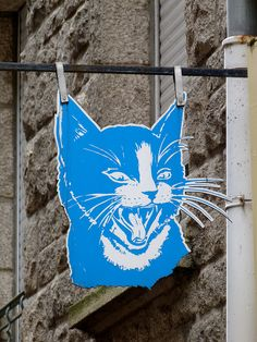 Shop sign in St Malo, Britanny, France by Finally, Sunday!, via Flickr