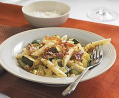 Penne with Sausage, Fennel, and Pecorino | Recipe | Fennel, Penne and ...