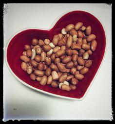 Maapähkinöitä