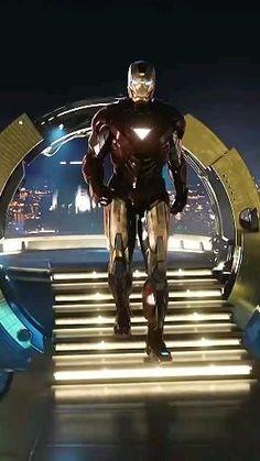 Iron Man | Tony Stark | Marvel Avengers