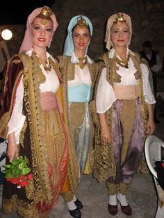 Traditional Serbian Clothing From Prizren