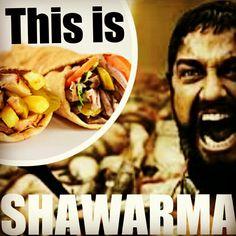 This is SHAWARMA