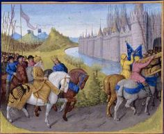 2nd Crusade: Attempt to unseat Saladin (Muslim ruler) out of Jerusalem