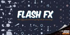 Flash Fx - Animation Pack