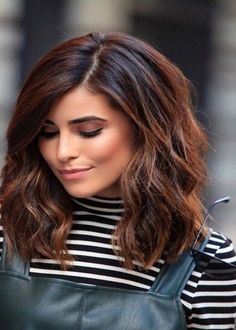 Trending Women Hair Color This Winter 2018 2019 34