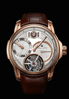 Antoine Martin Nominated for Grand Prix d'Horlogerie of Geneve 2012