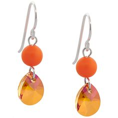 Bright Idea Earrings | Fusion Beads Inspiration Gallery