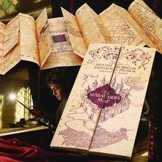 Amazon.com: Harry Potter Marauders Map: Toys & Games