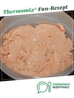 Knoblauch-Käse-Creme wie vom Feinkostladen von Dynamite. Ein Thermomix ® Rezept aus der Kategorie Saucen/Dips/Brotaufstriche auf www.rezeptwelt.de, der Thermomix ® Community.
