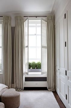 The Beauty of Linen Curtains and a few Helpful Tips