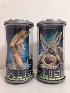 New Alien Resurrection Facehugger Chestburster Offspring Signature Series Hasbro   eBay