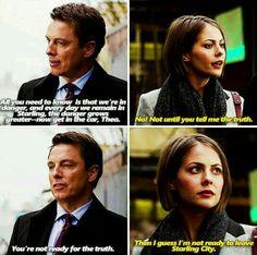Arrow - Malcolm and Thea #3.11 #Season3