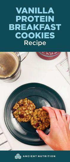 Vegetarian Breakfast, Healthy Breakfast Recipes, Brunch Recipes, Healthy Snacks, Veggie Recipes, Whole Food Recipes, Cooking Recipes, Healthy Protein Bars, Nutritarian Diet