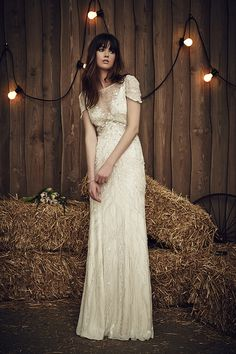 The Nashville Gown || The Jenny Packham 2017 Bridal Collection | see them all on www.onefabday.com