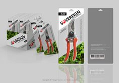 Gardening Tools Packaging Design on Behance