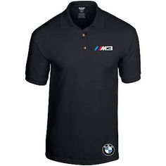 Bmw polo shirt m #power beamer motorsport car #unisex #black or heather up to 2xl,  View more on the LINK: http://www.zeppy.io/product/gb/2/142095308429/
