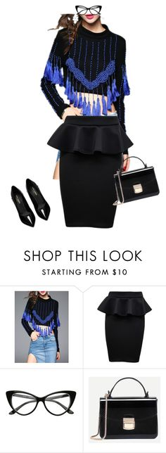 """""""Untitled #3122"""" by ayse-sedetmen ❤ liked on Polyvore featuring WearAll and Yves Saint Laurent"""