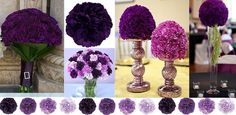 PURPLE WEDDING FLOWERS: Moonvista(Purple) Carnation - great for centerpieces and bouquets and are Affordable Flowers!