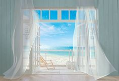 Malibu Photographic Wall Mural: Amazon.de: Baumarkt