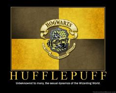 Hufflepuff (seen by @Bunnyizc521 )