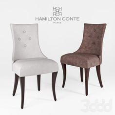 Hamilton Conte Paris Victoria