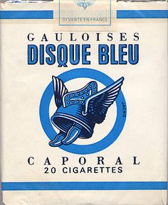 1000 images about gauloise cigarette on pinterest donald o 39 connor frances o 39 connor and 1960s. Black Bedroom Furniture Sets. Home Design Ideas