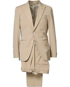 BOSS Hove / Givon Suit Light Beige at CareOfCarl.com Spring And Fall, Light Beige, Hugo Boss, Spring Outfits, Smoking, Blazer, Clothing, Jackets, Women