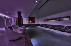 The Thermal Experience - 3 hours Our thermal experience is a series of rooms designed to take your body on a wet and dry, warm and cold temperature journey. The physiological benefits of using steam rooms and saunas prior to receiving treatments are now well understood.