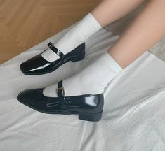 Video Full, Mary Jane Shoes, Homestuck, Mary Janes, Loafers, Socks, Lingerie, School, Outfits