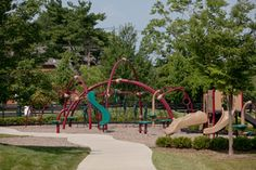 One of six Norton Commons Parks