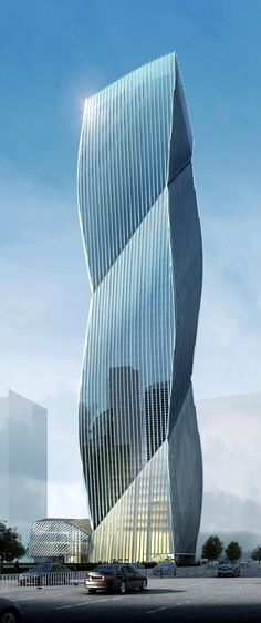 Excellence Houhai Financial Centre - Shenzhen, China