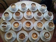food52:  Surely, whomever is hoarding 18 lattes wouldn't notice...