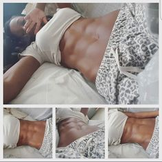 #iWokeUpLikeThis  #MorningFlex Good morning from me n my crown Jewels  Buenos Dias de mi parte y de mis joyas de la corona  #IT Buongiorno da parte mia e dai miei gioielli della corona  ........ #abs #cut #bikinicompetitor #Focus #motivation #gymrat #wbff #miamipro #arnoldclassic #iwantmyprocard #girlswithmuscle #girlswith6packs #50shadesofgains #fitlondoners #fitnessmodel #barritadechocolate #chocolatebarabs #washboardabs #cheesegraterabs by jannitudor