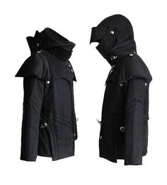 Robin Hood Knight Armor Padded Outer Jacket For Alex par iamknight, $380.00