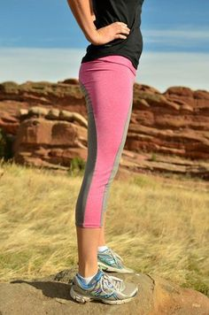 How to Sew Yoga Pants and Leggings - tips!