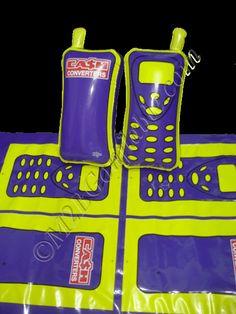 telephone gonflable publicitaire cash converter