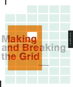 Follow the link to a page that dissects the anatomy of a typographic grid - Most of this is really basic information that should help out a lot of newer designers that haven't worked much with the idea of working along a grid. That being said; It is also filled with some essential designer lingo and definitions that everybody should embed in their brain before the end of their first year.