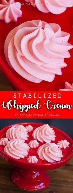 One of the most requested frosting recipes on my YouTube channel – stabilized whipped cream! It's super easy to make at home and holds its shape very well for cakes, cupcakes and other desserts! For my video, I used strawberry extract, but this recipe will work great with any flavor and in any color. Recipe […]