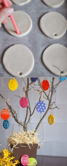 27 Easy and Low-Budget Crafts to Make This Easter Kids Crafts, Diy Home Crafts, Easter Crafts, Crafts To Make, Christmas Crafts, Summer Crafts, Fall Crafts, Diy Niños Manualidades, Budget Crafts