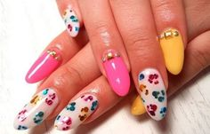 The Most Innovative Designing On Nails & Nail Art Designs