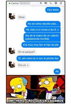 Ahora todo tiene sentido #humor #memes #funny #divertido Funny Spanish Memes, Spanish Humor, Funny V, Hilarious, Funny Images, Funny Photos, Rap, Text Jokes, Bad Timing