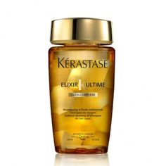 Elixir k ultima sublime cleansing oil shampoo by elastase for unisex ounchampoo. Elixir k ultima sublime cleansing oil shampoo was launched by thesign house of elastase. Kerastase Elixir Ultime, Blake Lively Hair, Hair Care, Good Shampoo And Conditioner, Best Shampoos, Cleansing Oil, Hair Shampoo, Shiny Hair, Hair Oil