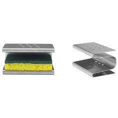 Spongester | Kitchen Sponge Holder, Rack, Caddy | UncommonGoods
