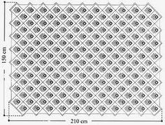 Вязания крючком: Вязание крючком Постельные принадлежности Шаблоны