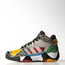 low priced 1c57a 727a9 adidas - Chaussure Streetball Sneakers, Showroom, Sommer Sko, Adidas Sko,  Kondisko,