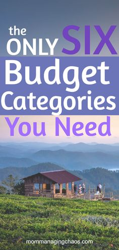 The 6 Budget Categories Budget Need budget help? Are you struggling with how to build a budget, but don't want something super complicated? Check out the only 6 budget categories that you need to be successful with your first budget. Life On A Budget, Budget Help, Making A Budget, Living On A Budget, Family Budget, Making Ideas, Frugal Living, Frugal Family, Financial Budget