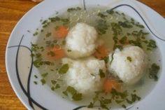 Supa de curcan cu galuste