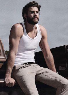 Liam Hemsworth Mens