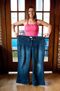 Amazing Weight Loss Story! Staci lost 125lbs through  a year and a half of hard work! Read her story and be inspired!